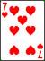 7 heart