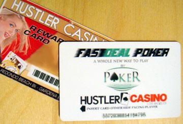poker girl hustler
