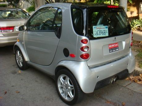 Smart rear