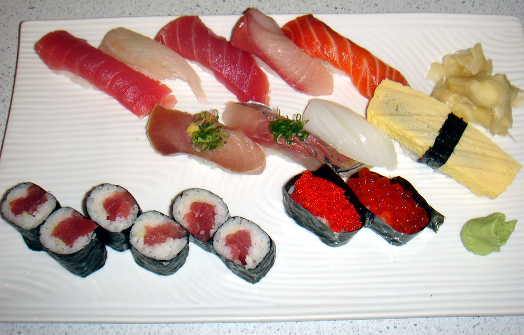 Takushi Sushi Review