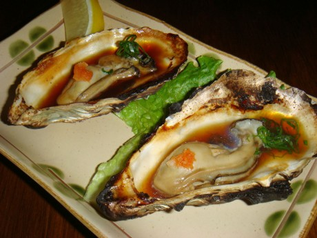 Cooked Oyster - $6