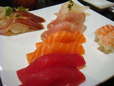 Nigiri sushi combo - $19.99