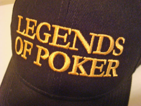 Legends of Poker at the Bike
