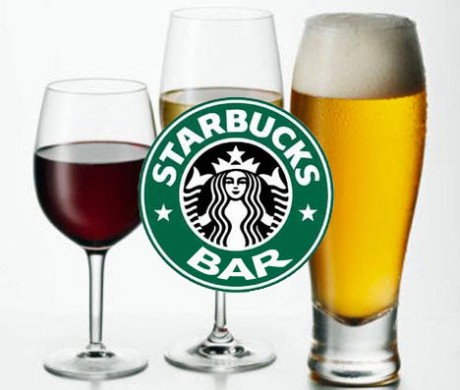 "Starbucks ""Bar"" Coming Soon to SoCal"