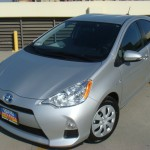 Toyota Prius c: Entune and Navigation Review