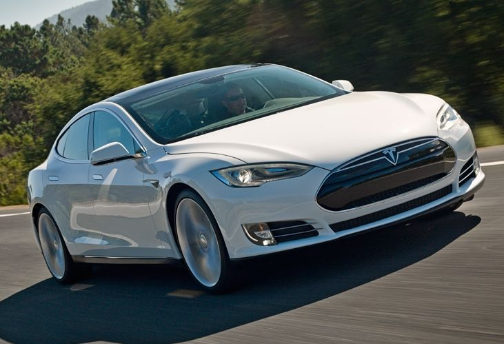 Tesla Model S To Be Released in June