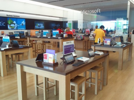 Microsoft Store Moves into Westfield Century City Mall