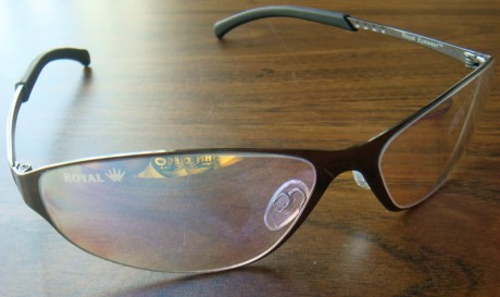 Royal Poker Eyewear Review