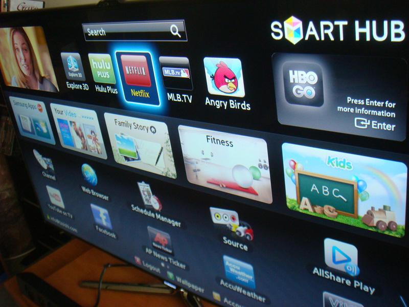 samsung smart tv review. Black Bedroom Furniture Sets. Home Design Ideas