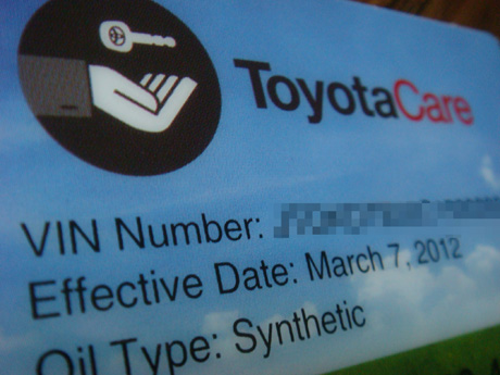 Toyota Care Review