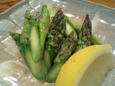 Asparagus ($2.75)