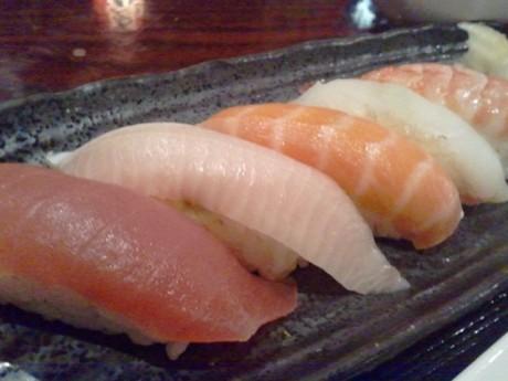 Nigiri - 5 pieces