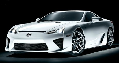Lexus LFA in the Wild? [Updated]