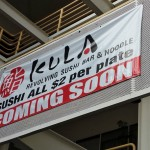 Kula Revolving Sushi Coming Soon to Sawtelle