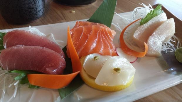 bamboo sashimi