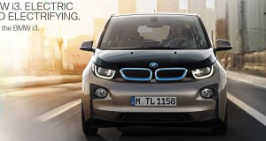 BMW i3 Electric Car Revealed