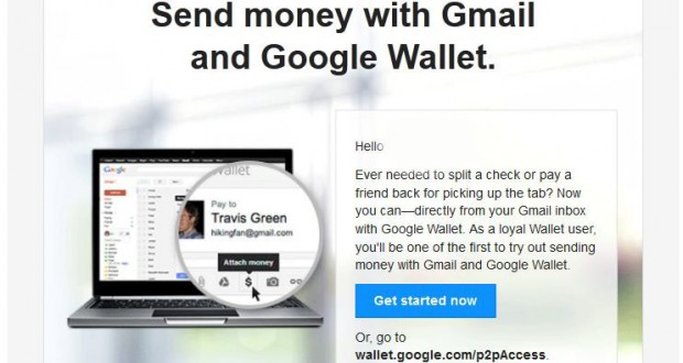 Gmail Offers Wallet