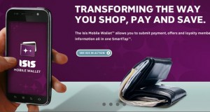 Isis Mobile Wallet To Challenge Google Wallet