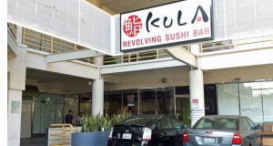 Kula Revolving Sushi on Sawtelle Quick Review