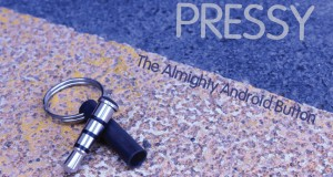 Pressy Adds Button to your Android Smartphone