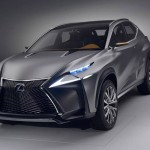 Lexus LF-NX Concept Revealed