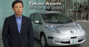 Nissan Starts Testing Advanced Driver Assisted LEAF on Public Roads