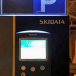 Parking Pay Station Running Windows XP Embedded