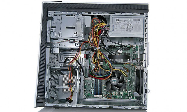 hp envy inside