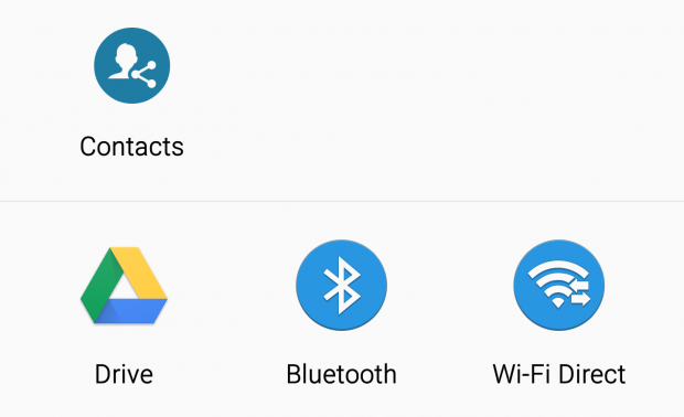 bluetooth select