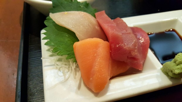 wadatsumi gozen sashimi