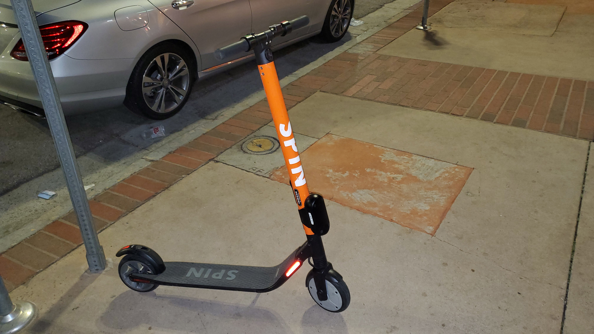 Spin Scooter For Free